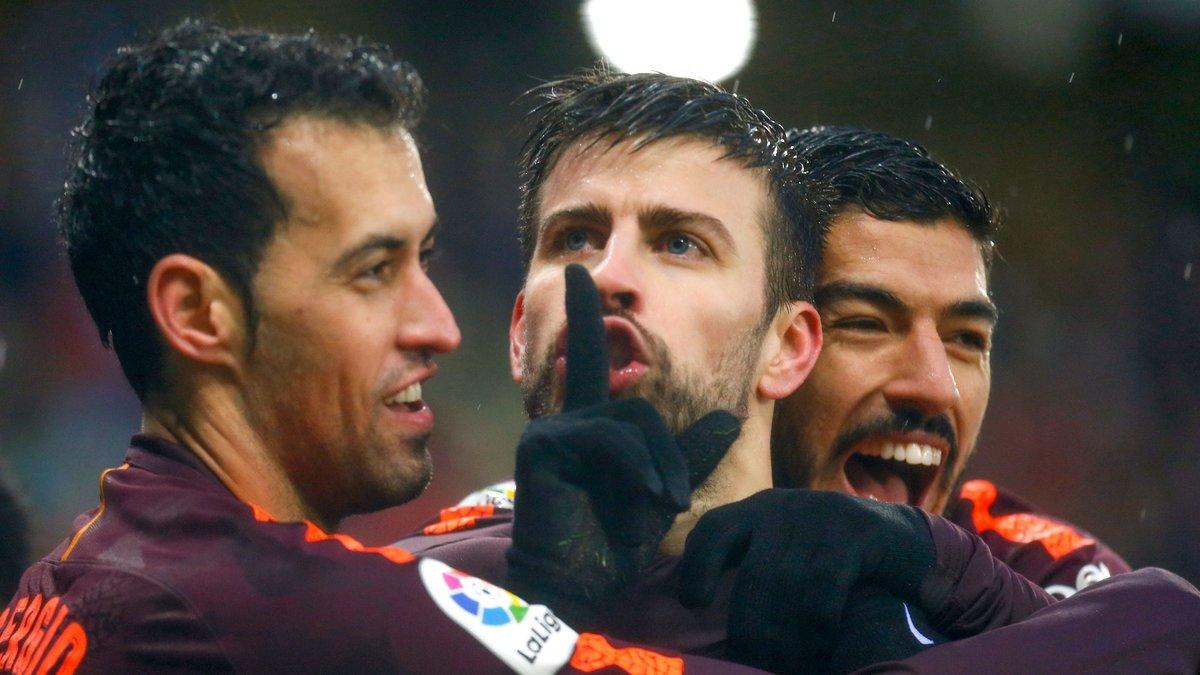 Ousmane Dembélé ne devrait pas manquer Chelsea — Espagne FC Barcelone