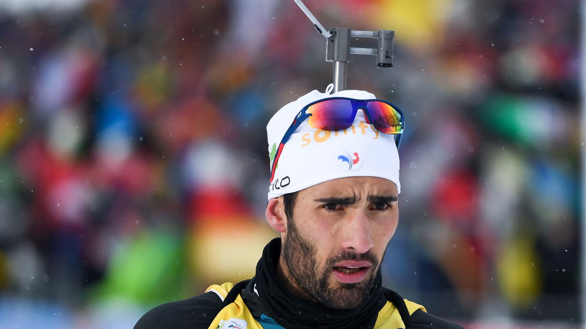 Biathlon : Martin Fourcade champion olympique de poursuite !