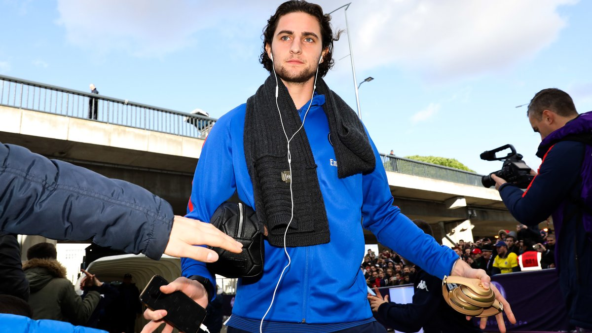 Rabiot fait le point — Prolongation
