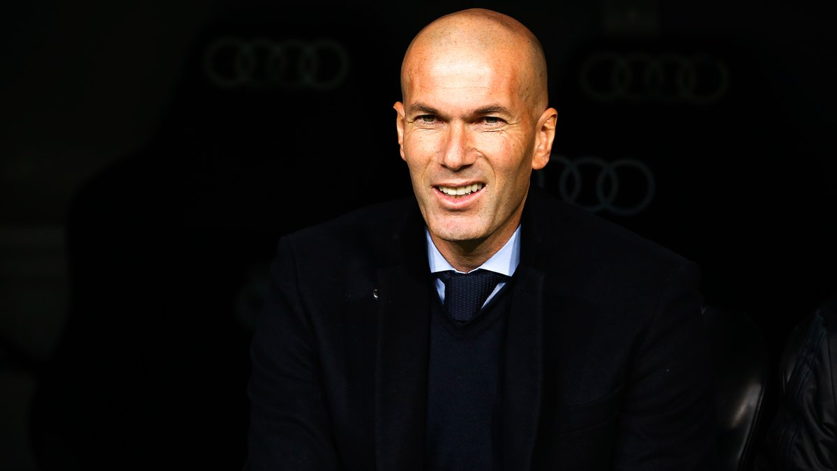 Real Madrid : Zidane joue-t-il son avenir face au PSG ? Il répond