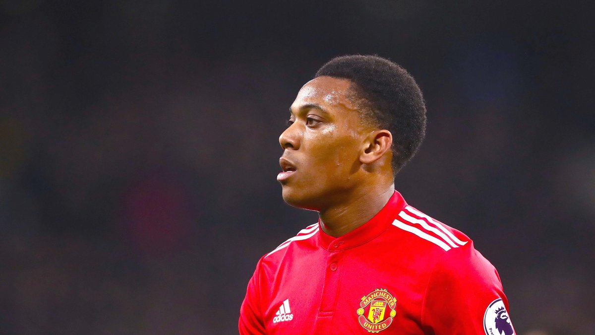 Anthony Martial demande à quitter Manchester United — Mercato