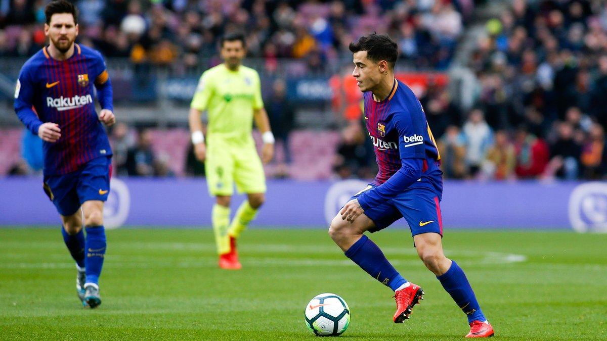 Le transfert d'un joyau brésilien bientôt bouclé — Mercato / Barça