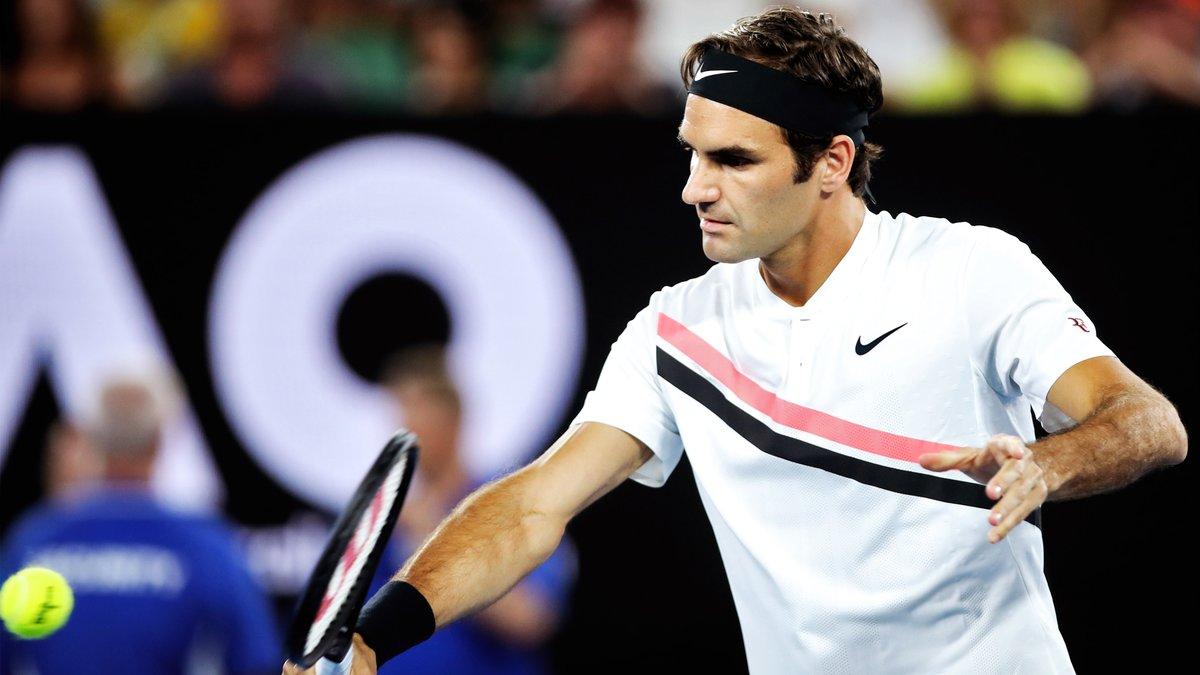 Roger Federer remporte son 97e titre — ATP de Rotterdam