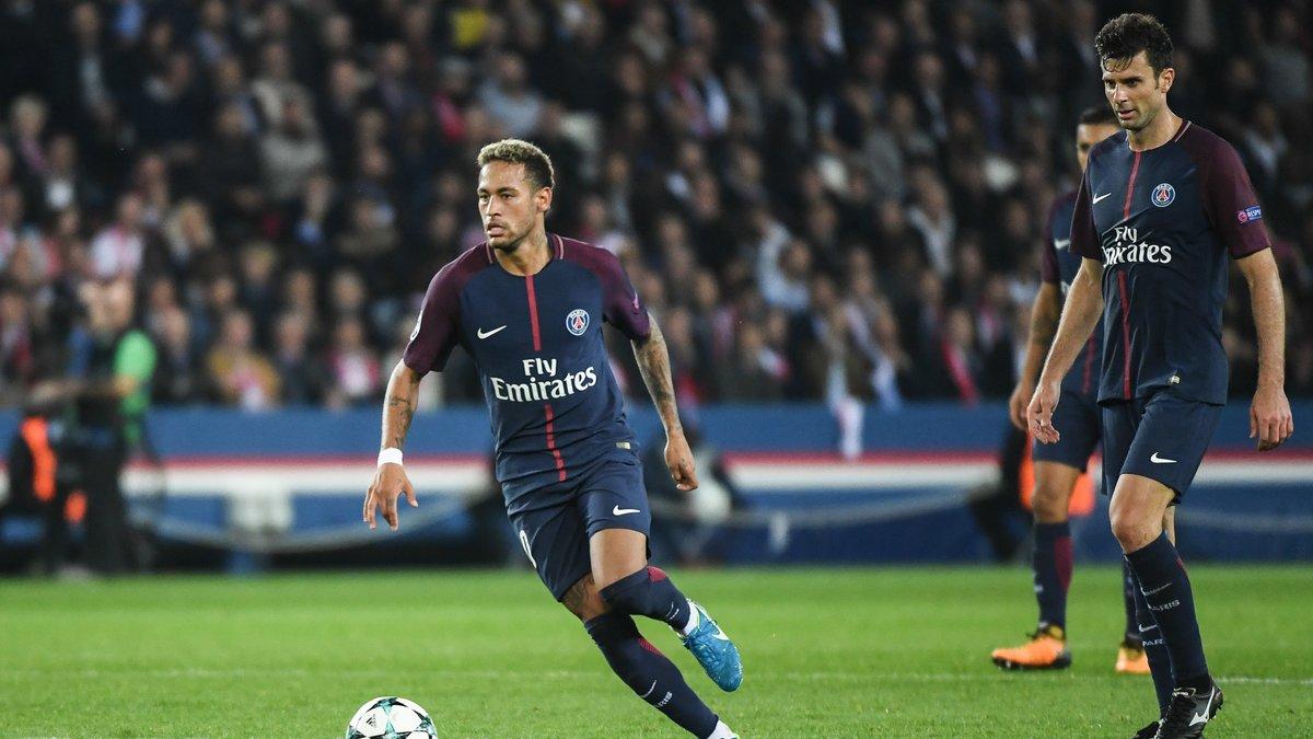 PSG : Thiago Motta explique le problème de Neymar à Paris
