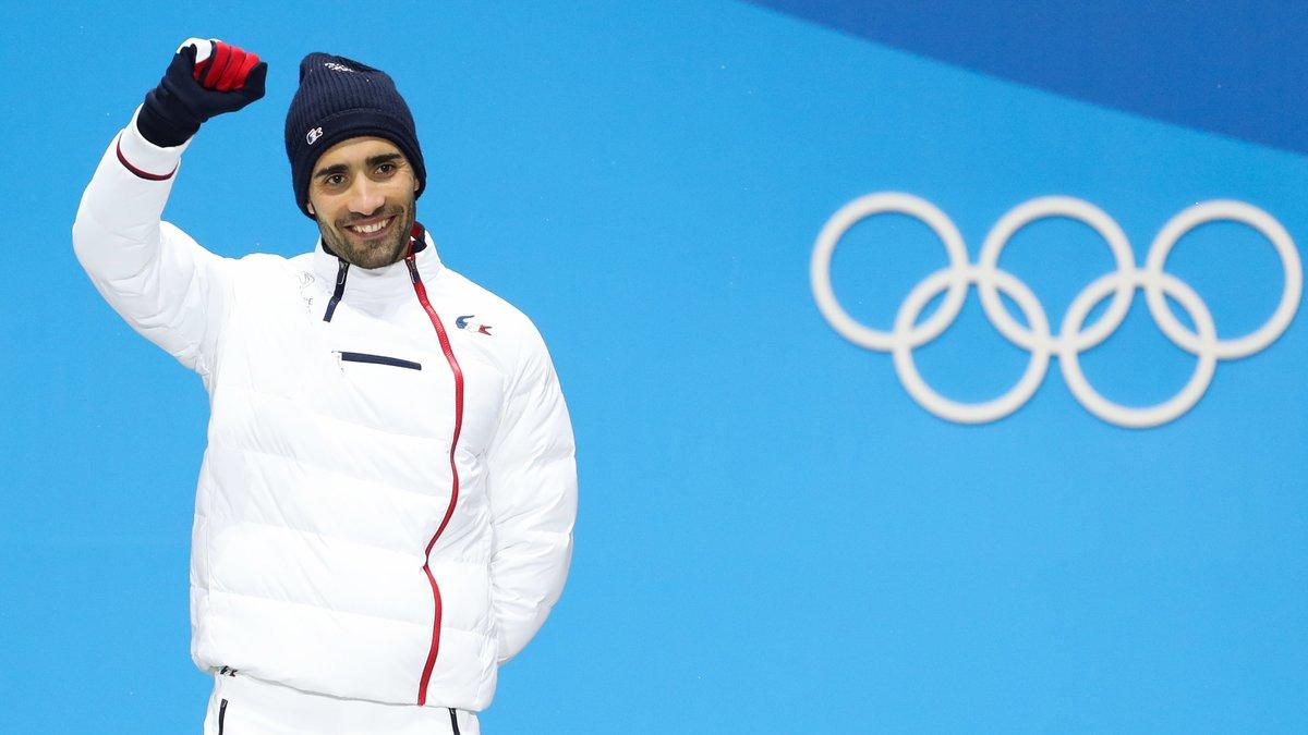 Johannes Boe troisième relayeur, comme Martin Fourcade — Biathlon