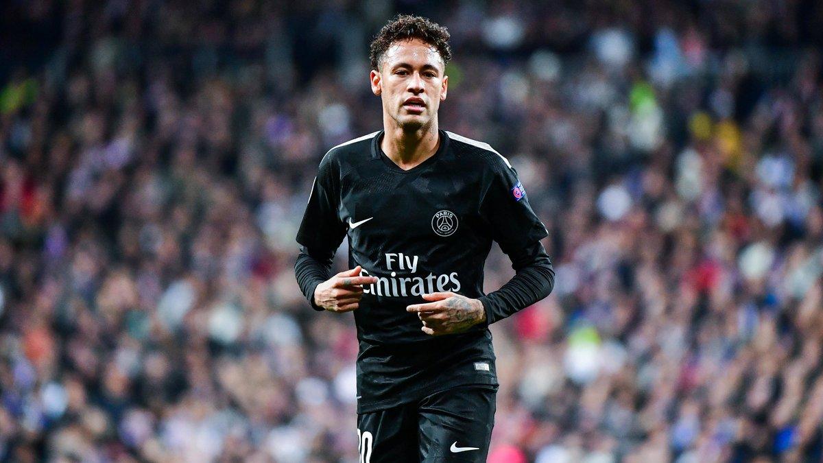Vinicius Junior se voit avec Neymar au Real Madrid