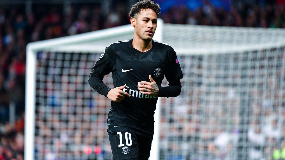 Neymar inquiète le PSG