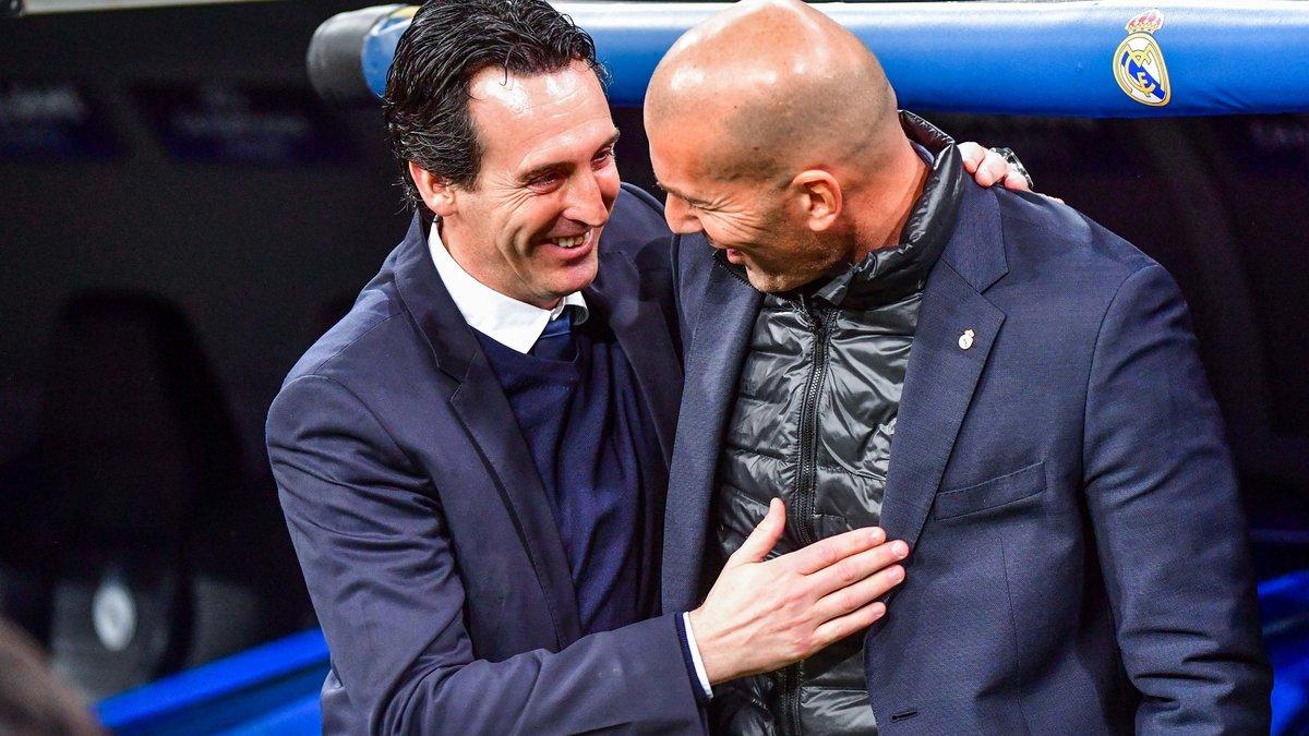 PSG-Real : Zidane confiant pour la qualification, selon Robert Pires