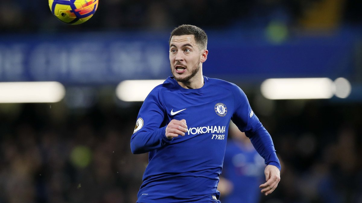 Mercato : Chelsea veut couvrir Hazard d'or pour le garder