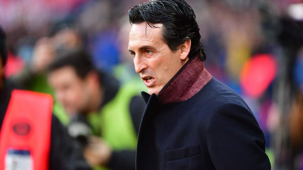 L'appel du pied d'Emery à la Real Sociedad — PSG