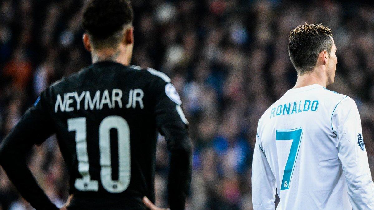 Le Real désormais plus sur Hazard que Neymar ?