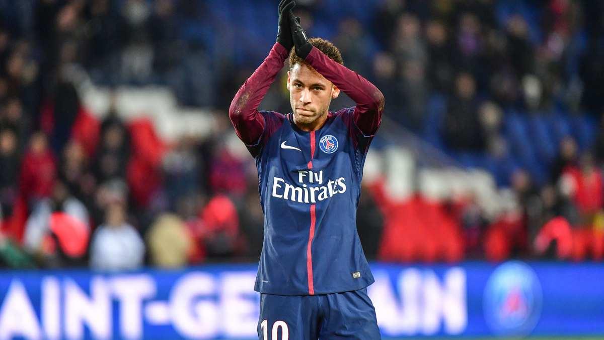 Germain titille Neymar — OM