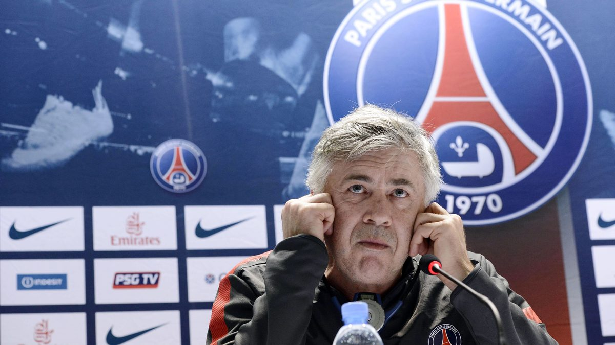 Ancelotti aurait décliné — PSG