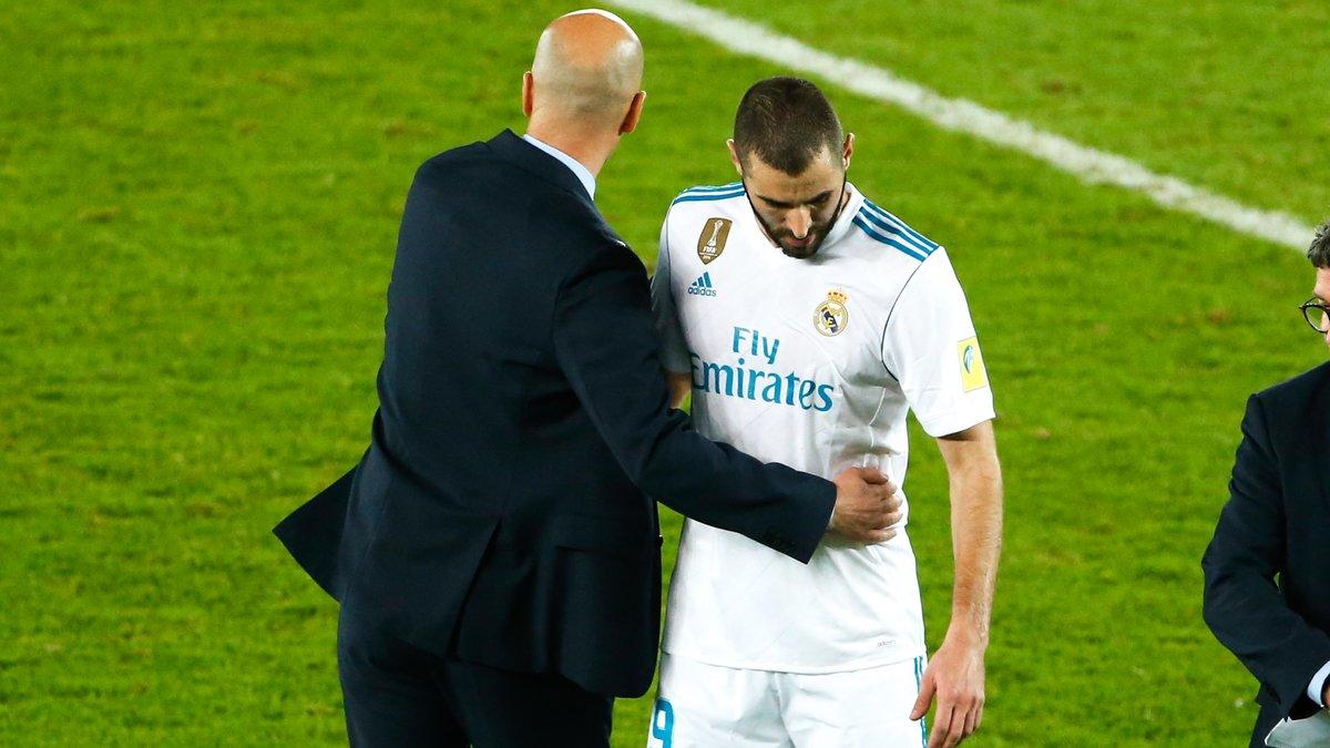 Mercato - Real Madrid : Les vérités de Karim Benzema sur le départ de Zinedine Zidane !