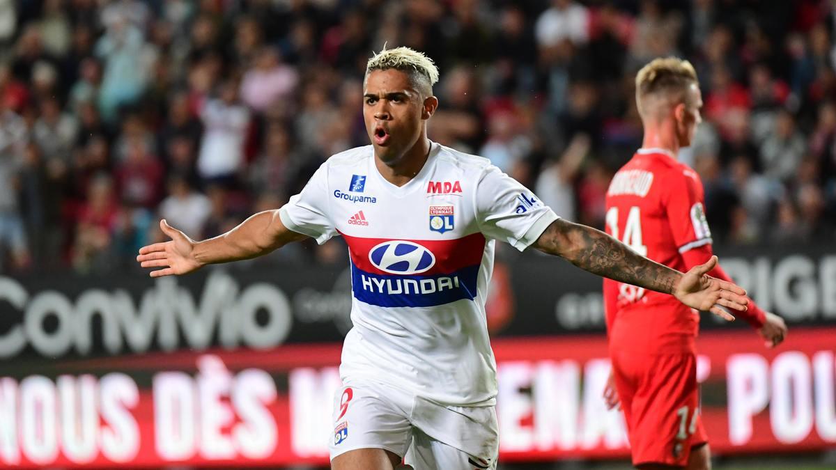 Mariano plaît beaucoup à l'Atletico — Lyon
