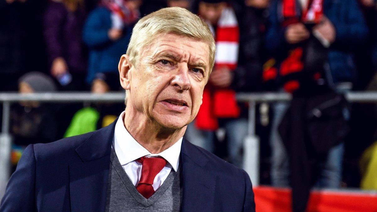 Arsène Wenger pour une première — League Cup