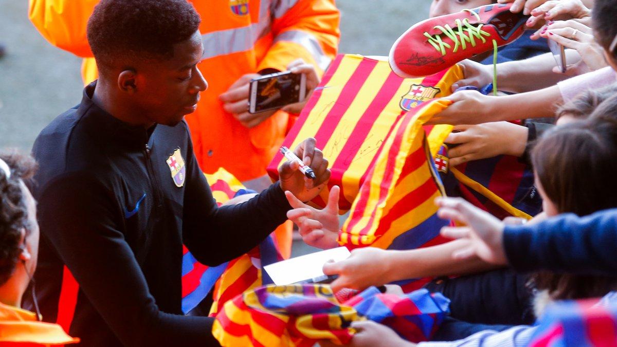 Iniesta dans le groupe face à Chelsea — FC Barcelone
