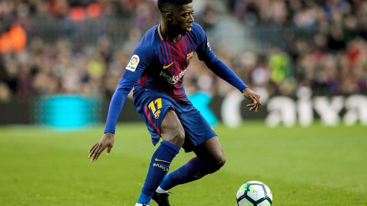 Le comportement de Dembélé inquiète en Espagne — FC Barcelone