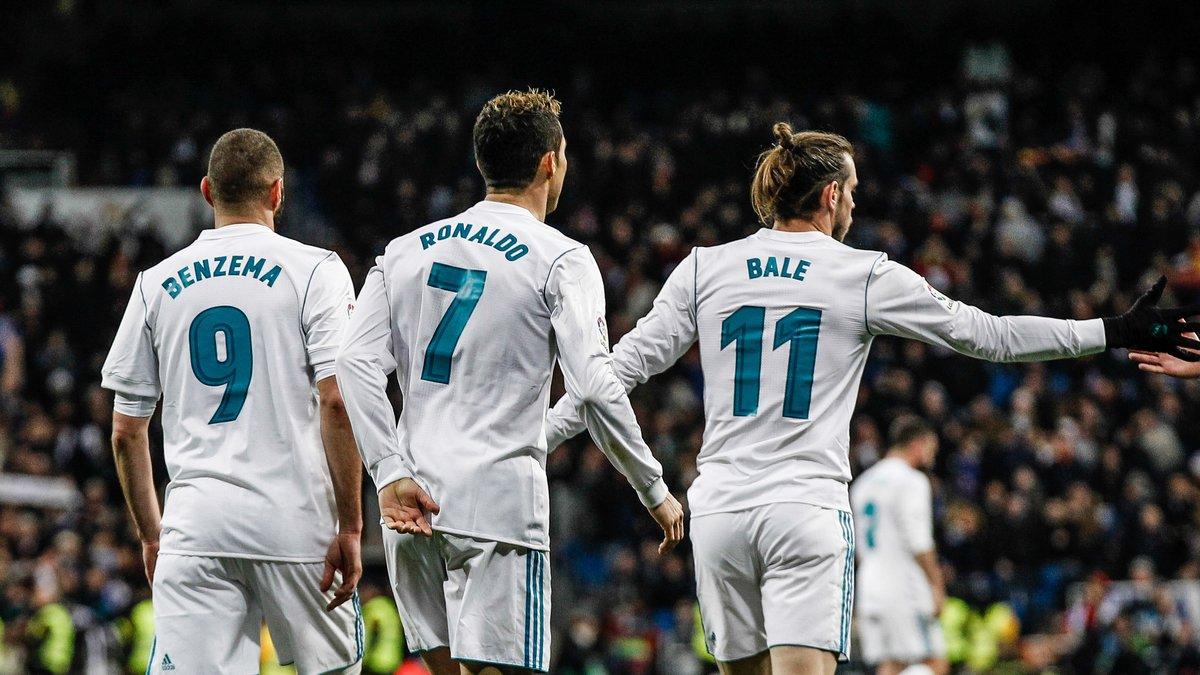 Ronaldo et Benzema portent un Real facilement vainqueur