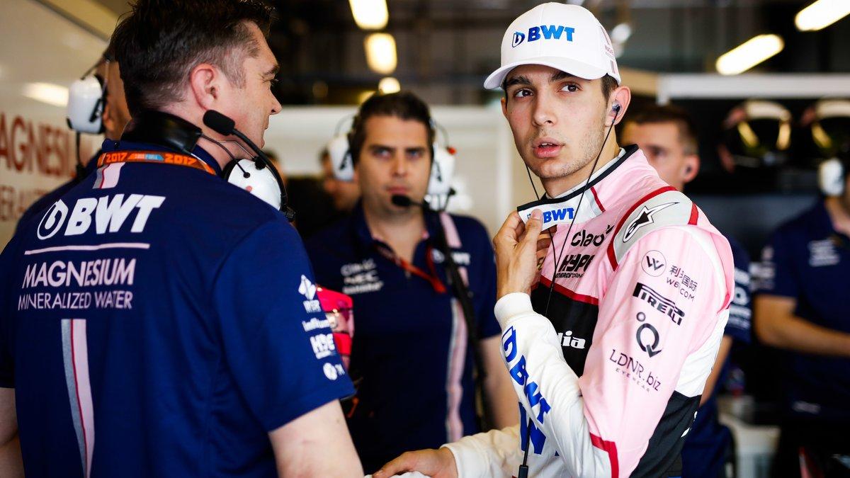 Ocon, Gasly et Grosjean en piste lundi — Essais Barcelone