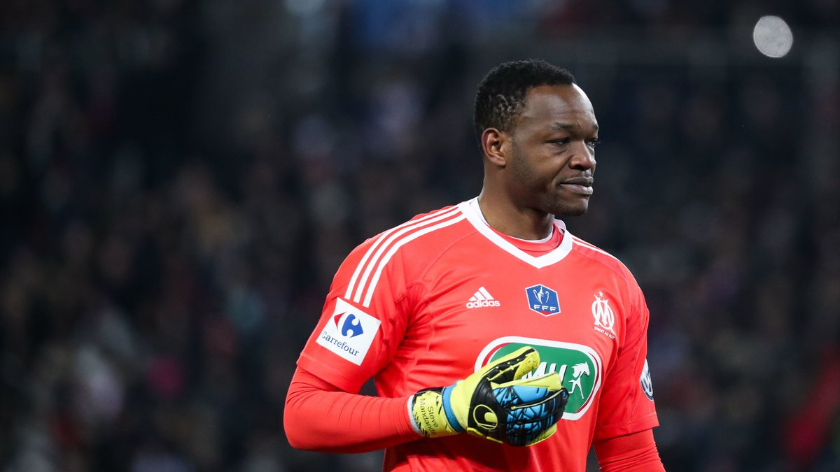 Mandanda s'incline face au PSG — OM