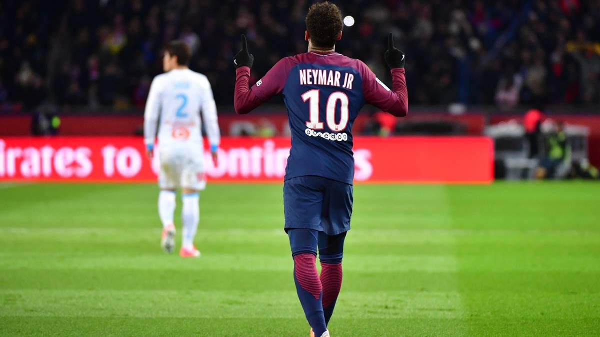 L'entraîneur dément l'information — PSG/Opération de Neymar