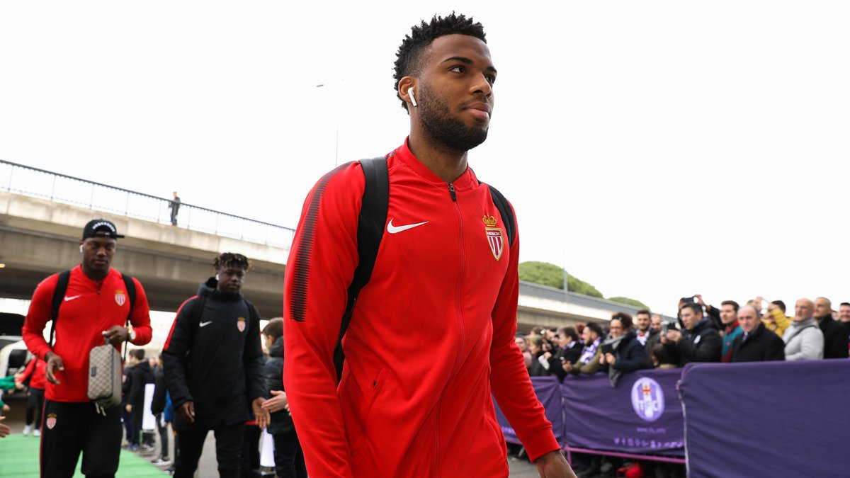 Liverpool close to agreement in principle for Thomas Lemar