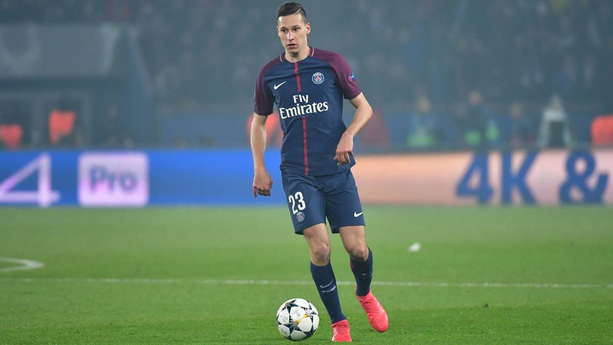 Draxler dragué par Klopp et Liverpool selon la presse anglaise — PSG