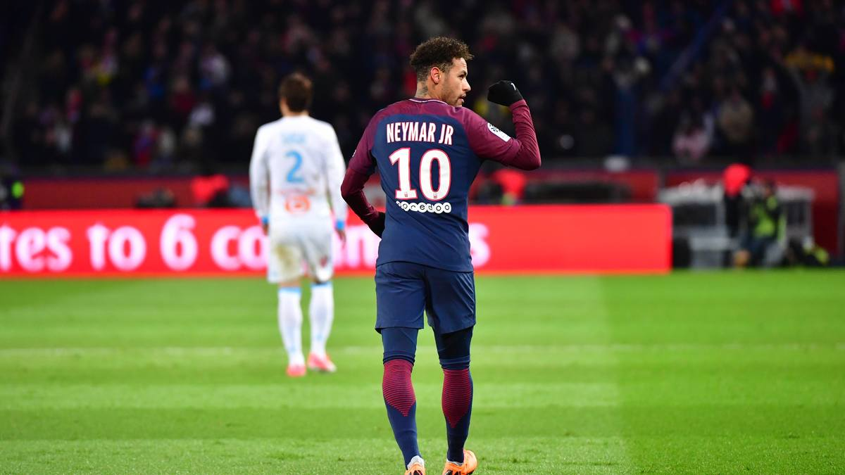 Neymar prépare une grosse surprise au PSG — PSG