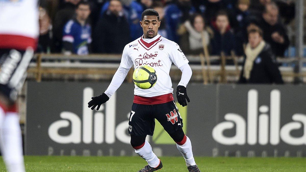 Malcom fait une doléance aux supporters girondins — Bordeaux