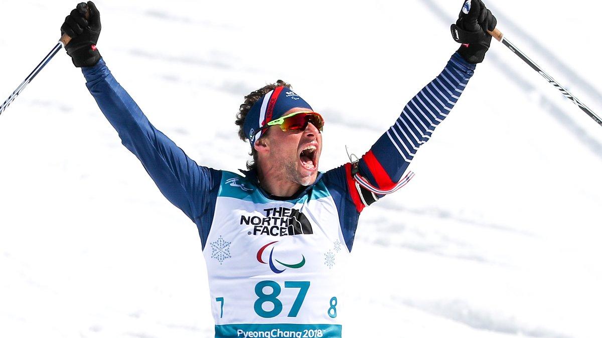 Deux médailles pour les français en ski de fond — Jeux Paralympiques
