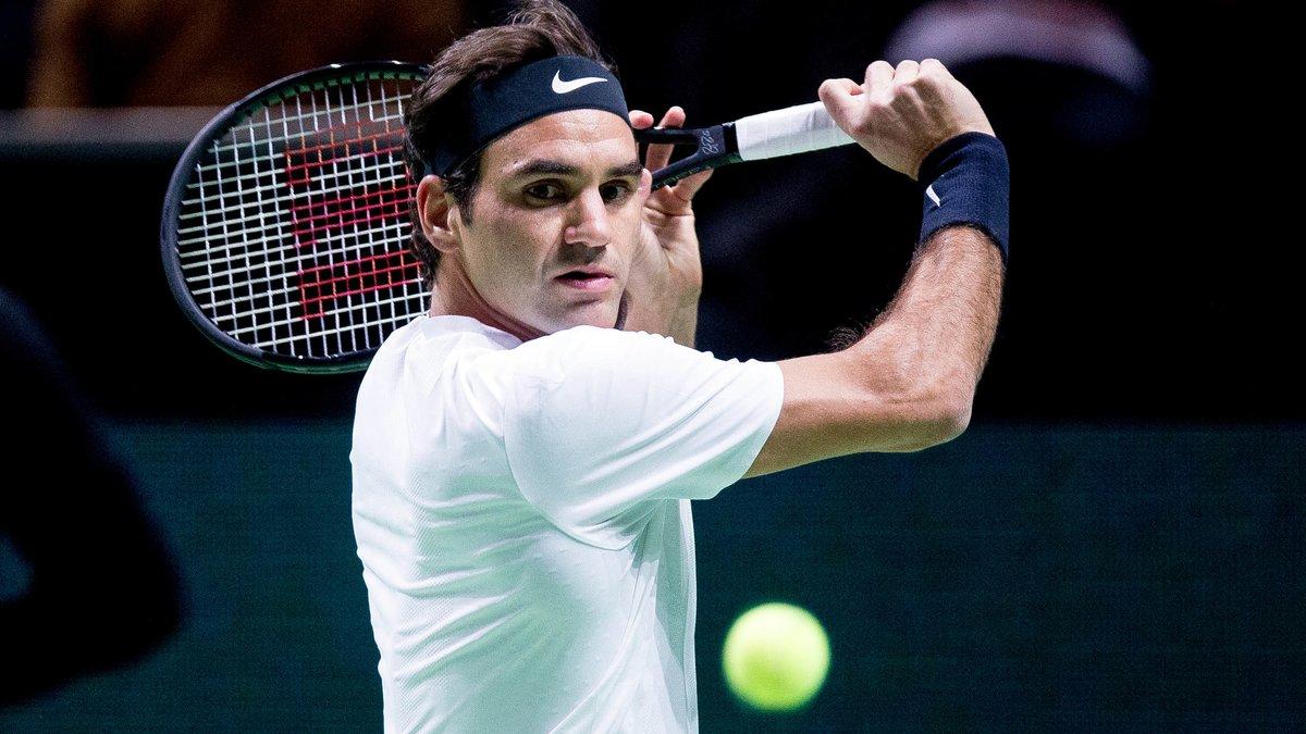 Rentrée victorieuse pour Federer — ATP Stuttgart