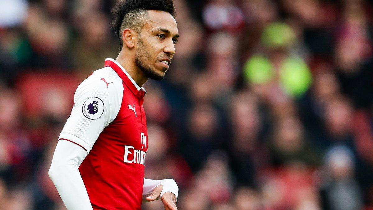 Le coup de gueule d'Aubameyagng — Arsenal