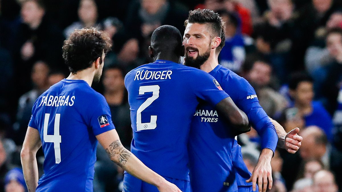 Giroud raconte son adaptation — Chelsea