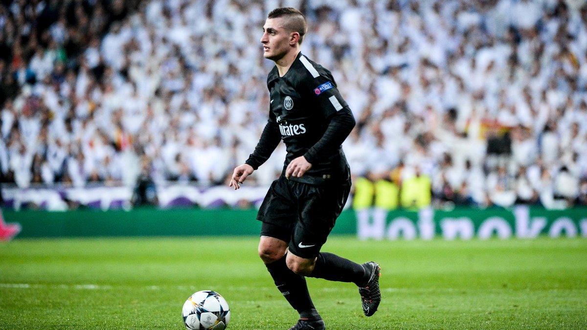 Unai Emery n'accable pas Marco Verratti — PSG