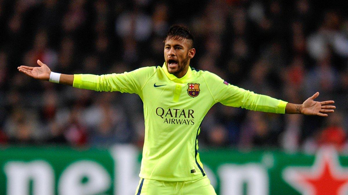 Al-Khelaïfi va rendre visite à Neymar — PSG