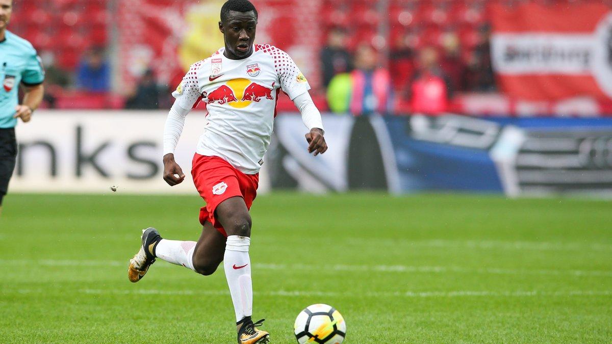 Le PSG prêt à chiper Samassékou à l'OM — RB Salzbourg