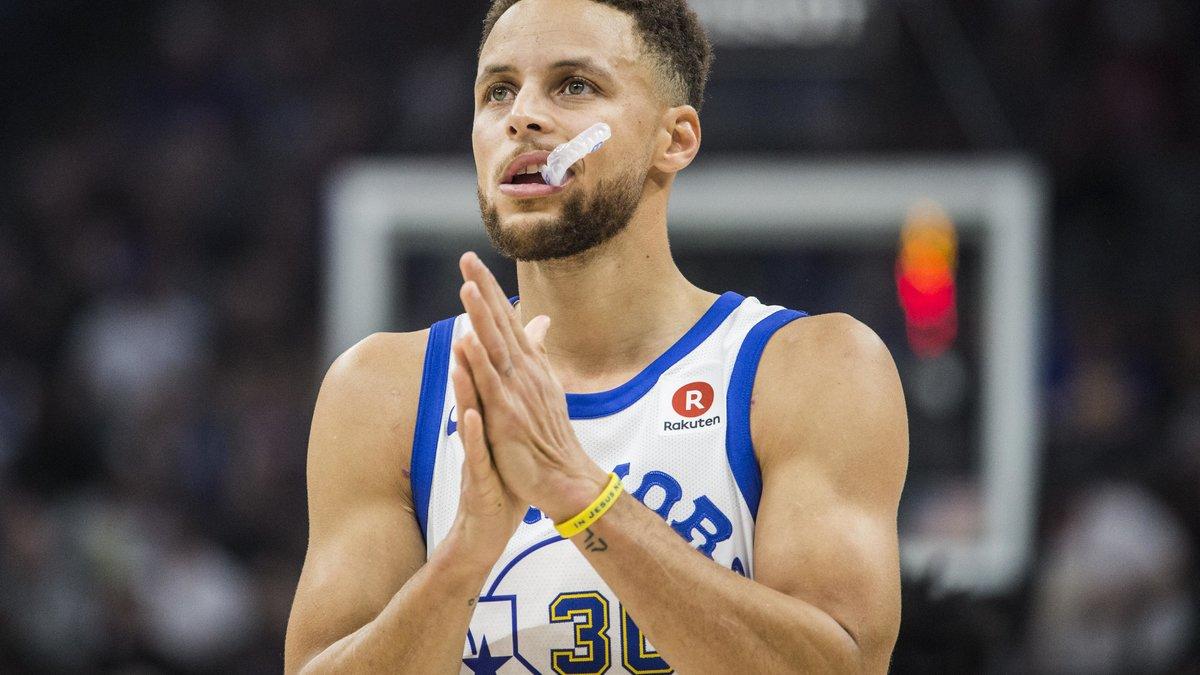 Retour possible de Curry samedi — Golden State