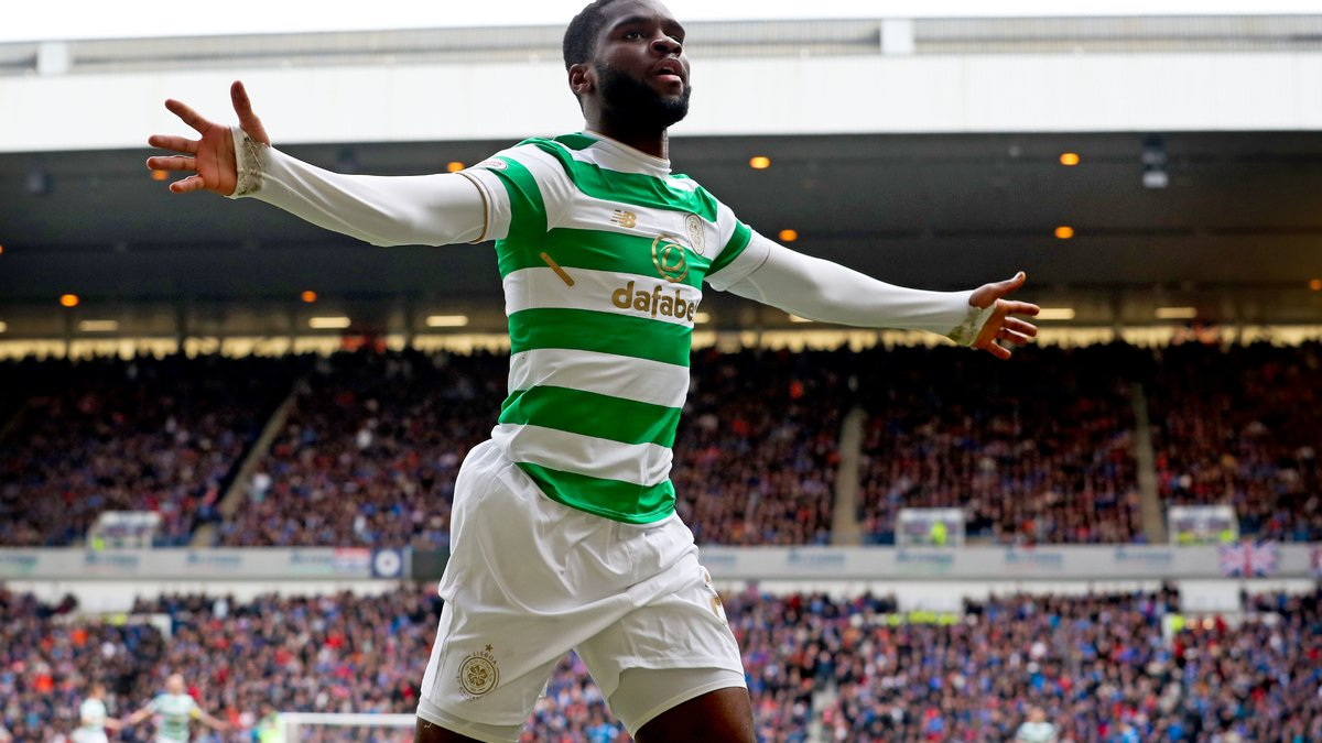 PSG - Mercato : Odsonne Edouard transféré au Celtic Glasgow (Officiel)