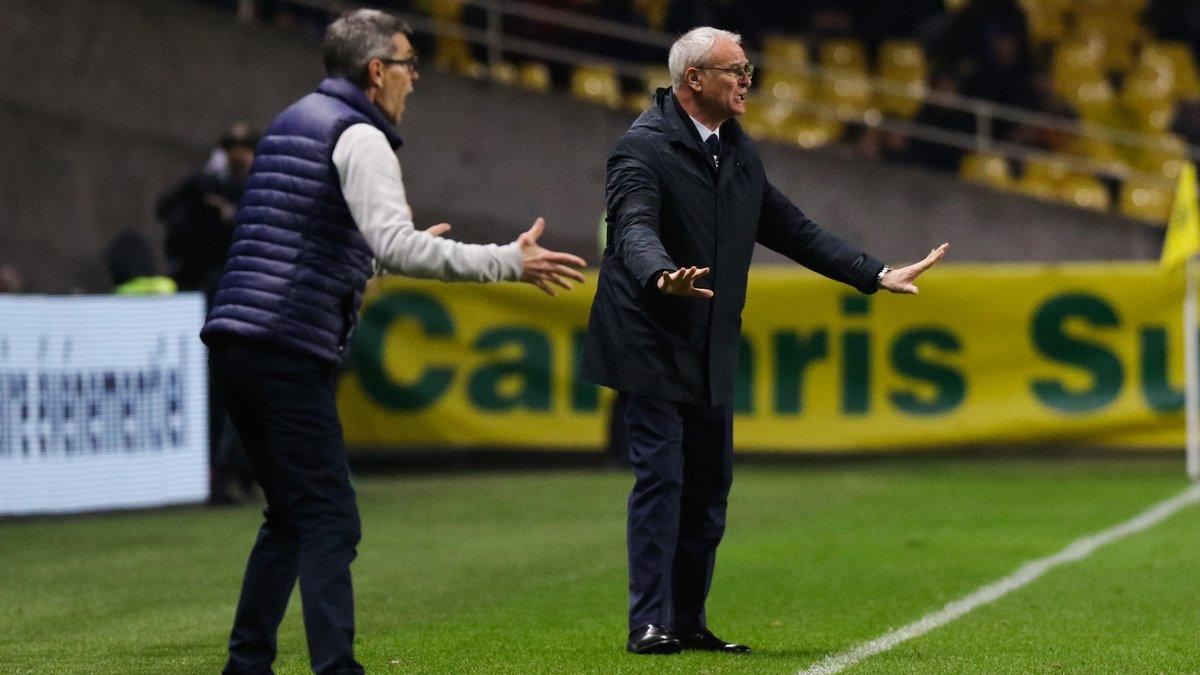 Nantes : Ranieri dans le viseur de l'Olympique Lyonnais