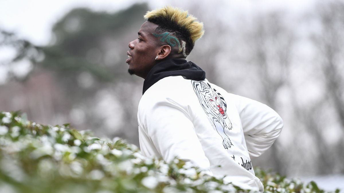 Pogba adorerait jouer avec Neymar — Man Utd