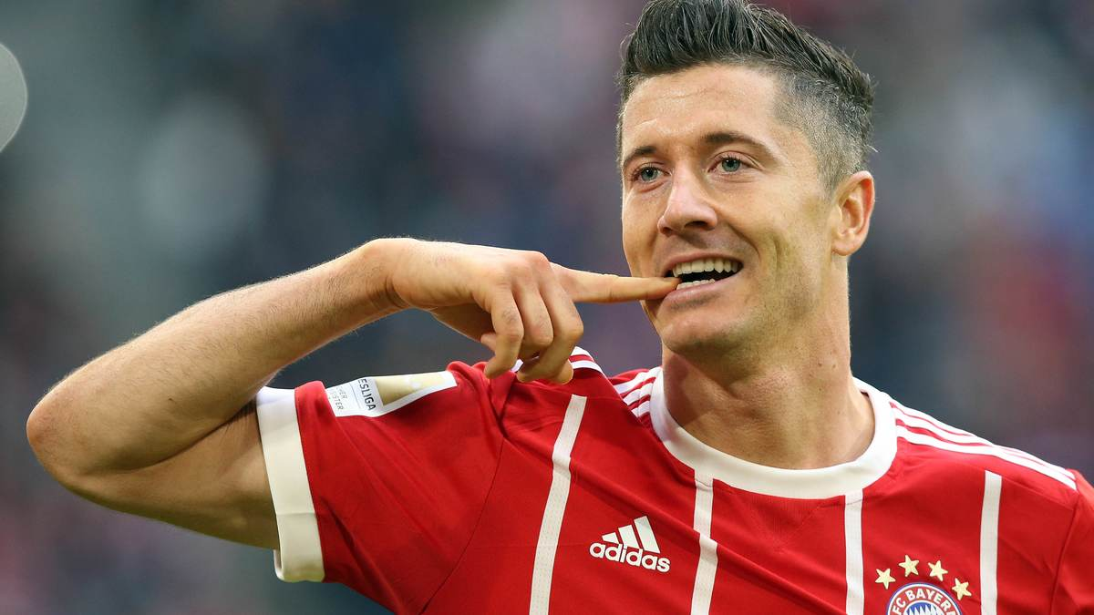 Lewandowski s'éloigne du Real Madrid — Real Madrid