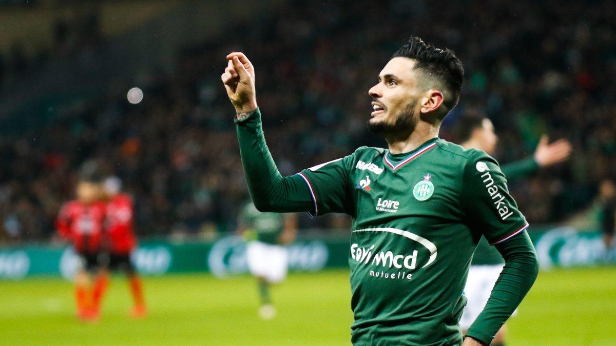ASSE - Mercato: le club vise Valbuena et Vainqueur !