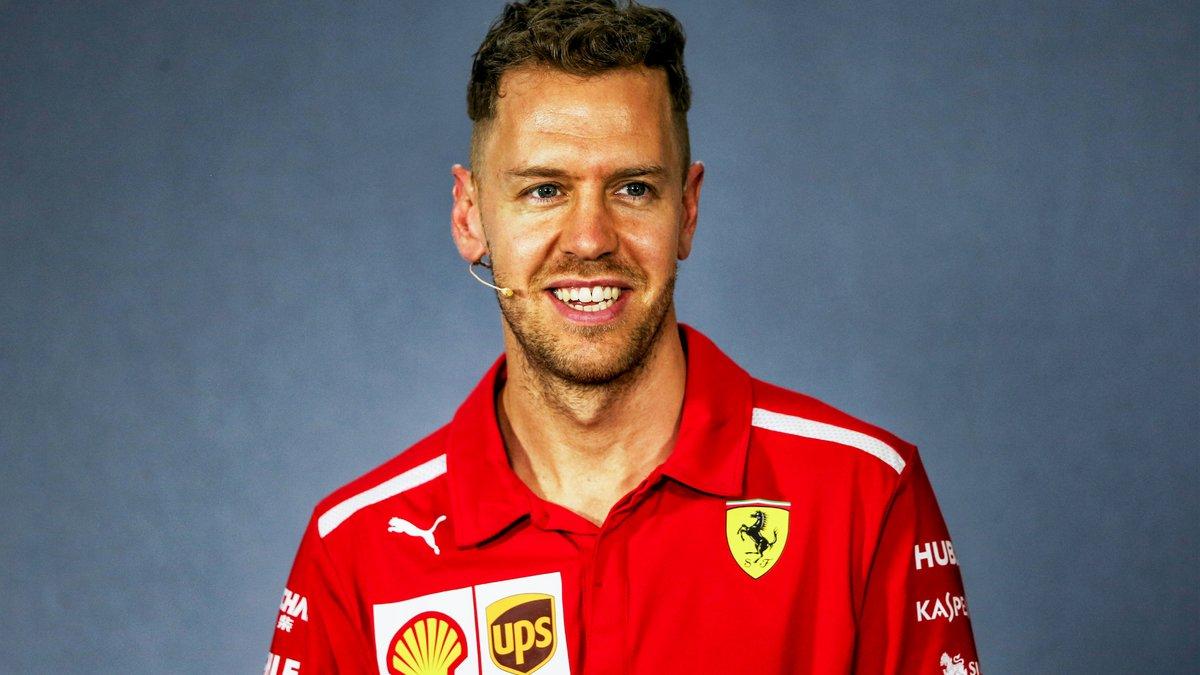Victoire de Vettel (Ferrari) devant Hamilton (Mercedes) — GP d'Australie