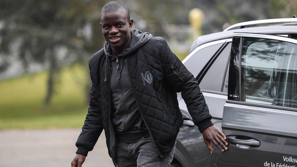 PSG - Mercato: Un contrat déjà prêt pour N'golo Kanté