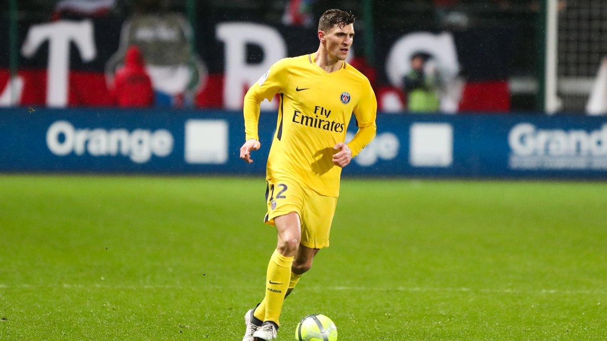 Meunier pousse Emery vers la sortie — PSG