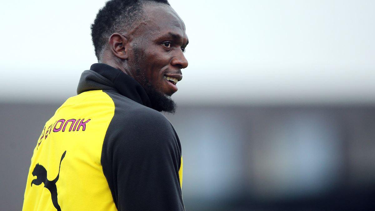 Usain Bolt se livre sur sa reconversion dans le football
