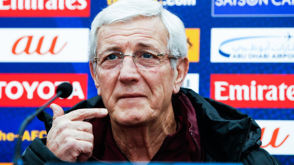 Marcello Lippi encense Deschamps — Equipe de France