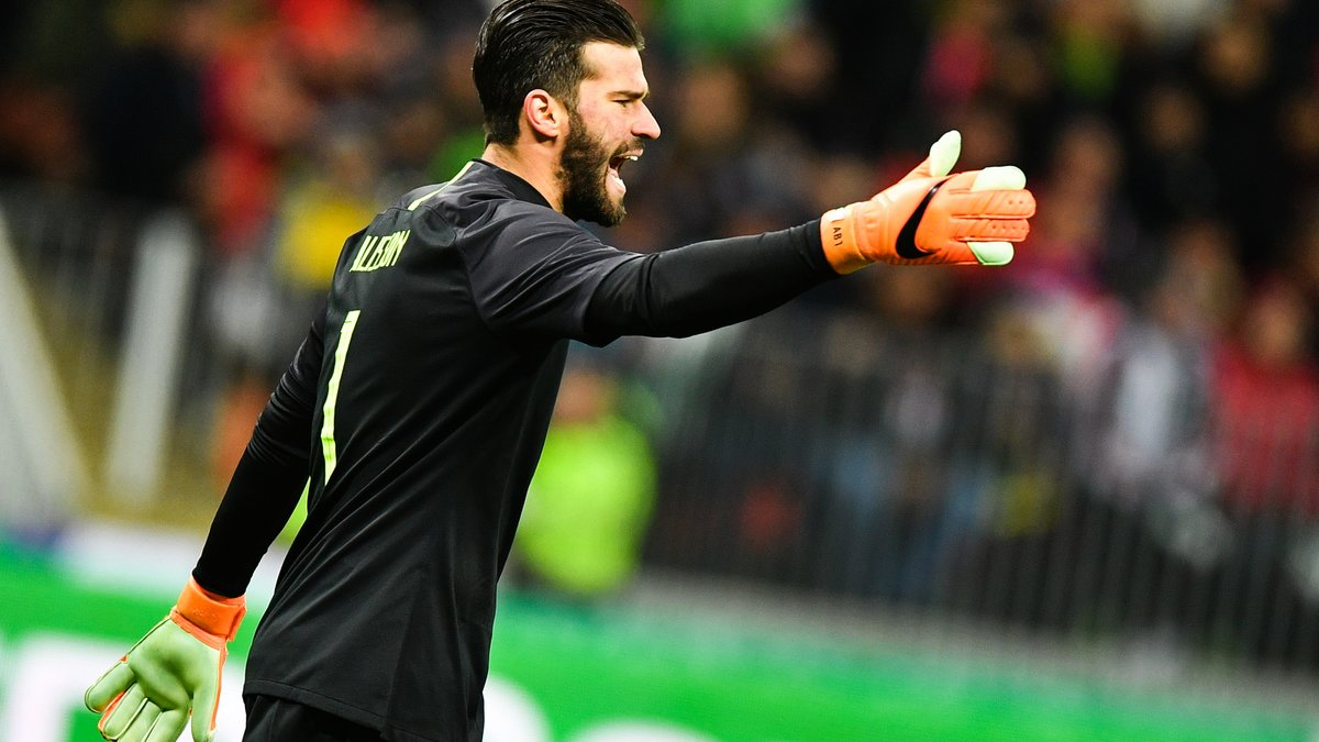 Le Real Madrid passe à l'action pour Alisson — Mercato