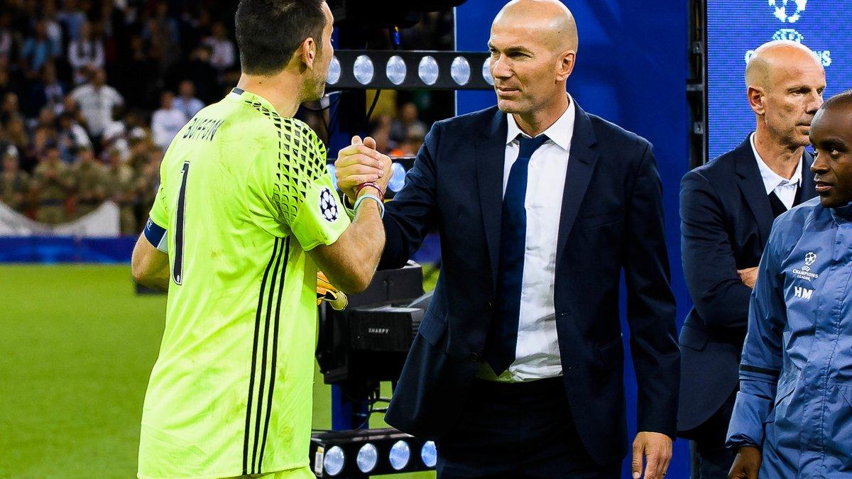 Le magnifique hommage de Gianluigi Buffon à Cristiano Ronaldo — Real Madrid